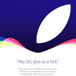 Qu'attendez-vous de l'événement spécial Apple du 09.09.15 ?